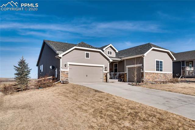 42405 Forest Oaks Drive, Elizabeth, CO 80107 (#7697218) :: The Daniels Team