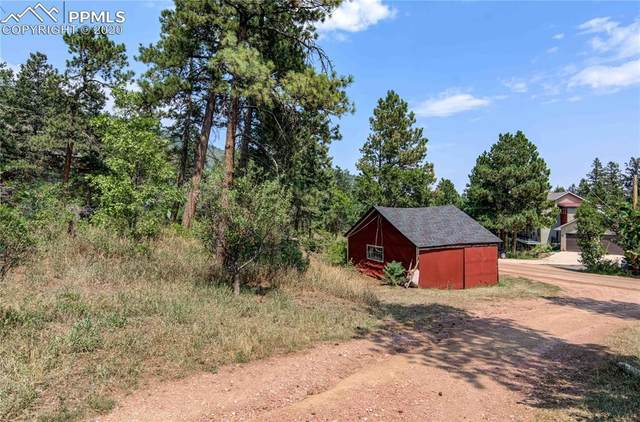 0 Chautauqua Avenue, Palmer Lake, CO 80133 (#7720238) :: Colorado Home Finder Realty