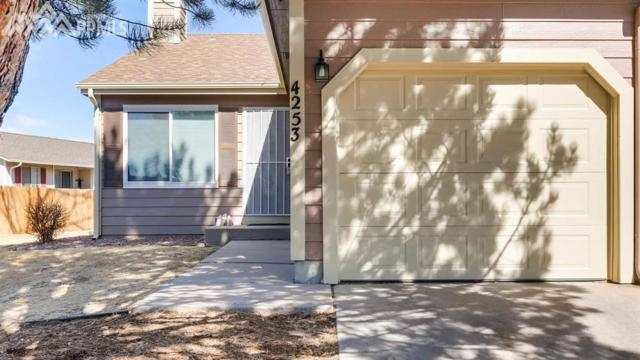 4253 Hunting Meadows Circle #6, Colorado Springs, CO 80916 (#7721785) :: 8z Real Estate