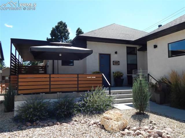 509 W Dale Street, Colorado Springs, CO 80905 (#7726374) :: The Kibler Group