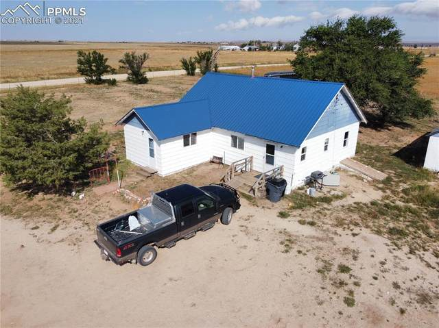7775 S Johnson Road, Rush, CO 80833 (#7740371) :: Tommy Daly Home Team