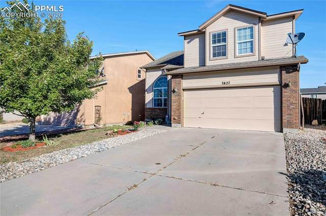 7827 Parsonage Lane, Colorado Springs, CO 80951 (#7765106) :: Tommy Daly Home Team