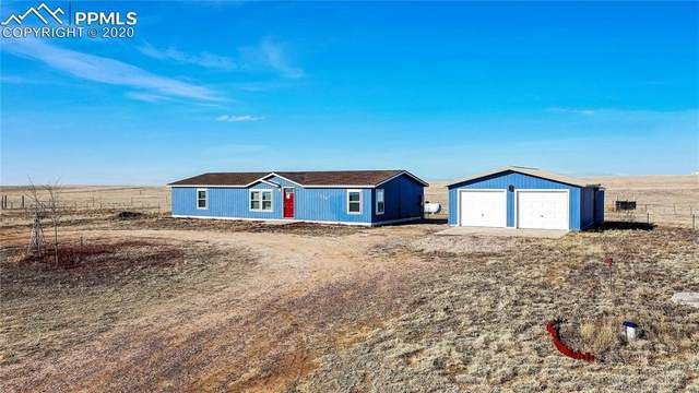 7270 S Yoder Road, Yoder, CO 80864 (#7770233) :: The Treasure Davis Team