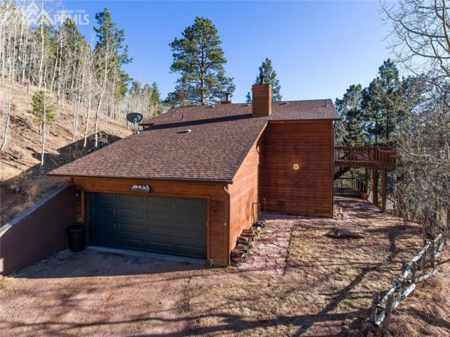 9525 Canyon Drive, Woodland Park, CO 80863 (#7771421) :: 8z Real Estate