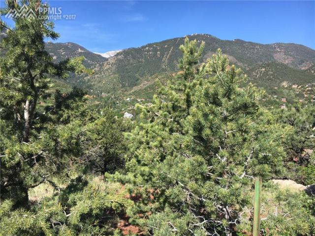 0 Canon Avenue, Manitou Springs, CO 80829 (#7780245) :: The Peak Properties Group