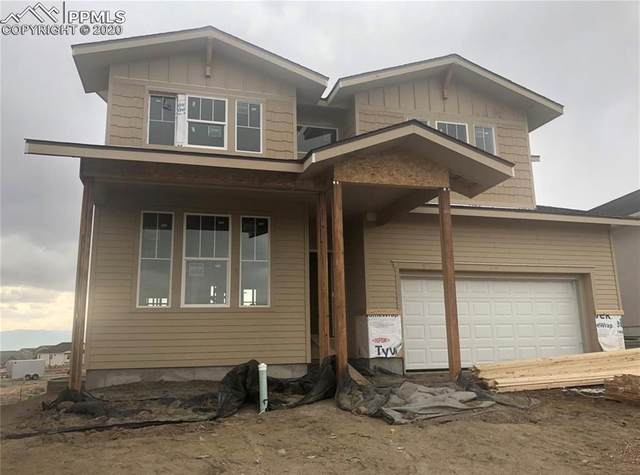 10173 Golf Crest Drive, Peyton, CO 80831 (#7804413) :: Tommy Daly Home Team