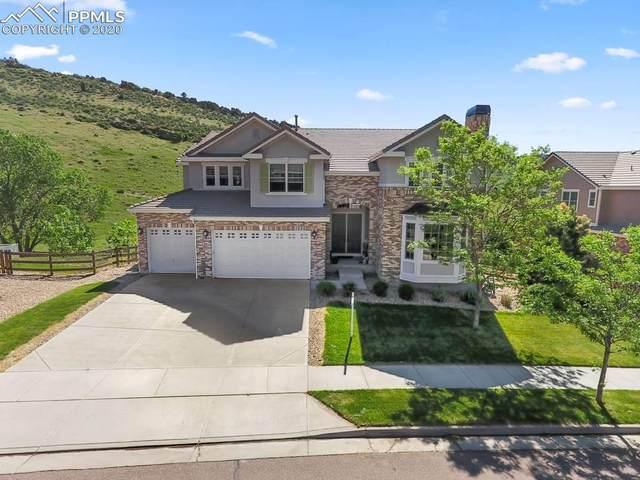 1520 Jesse Lane, Golden, CO 80403 (#7805447) :: Finch & Gable Real Estate Co.