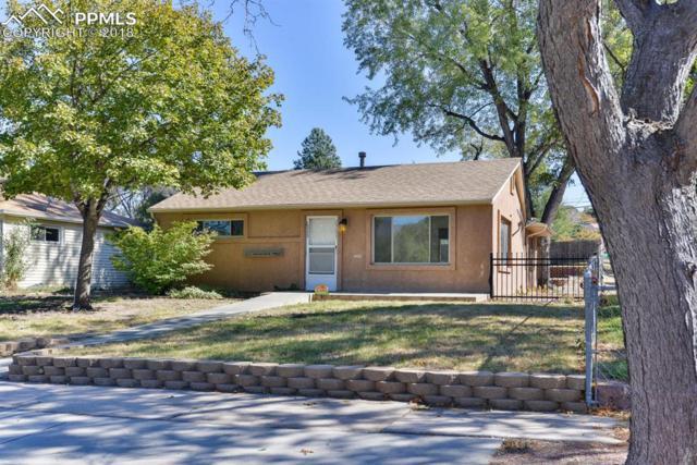 2325 Robin Drive, Colorado Springs, CO 80909 (#7811615) :: Fisk Team, RE/MAX Properties, Inc.