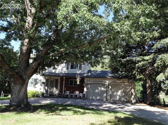 3700 Templeton Gap Road, Colorado Springs, CO 80907 (#7836042) :: 8z Real Estate