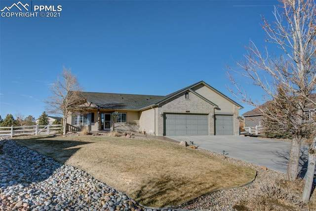 7828 Bullet Road, Peyton, CO 80831 (#7848402) :: The Harling Team @ HomeSmart