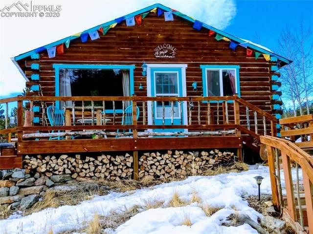 1391 Ute Trail, Como, CO 80432 (#7851175) :: Compass Colorado Realty