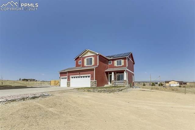 748 E Rouse Drive, Pueblo West, CO 81007 (#7864824) :: Fisk Team, RE/MAX Properties, Inc.