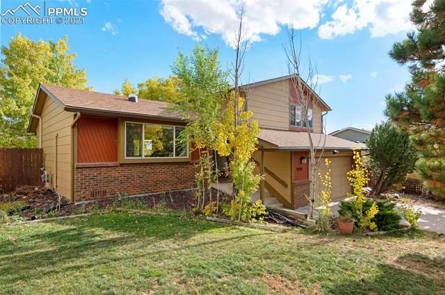 3735 Glenmeadow Drive, Colorado Springs, CO 80906 (#7882964) :: The Kibler Group