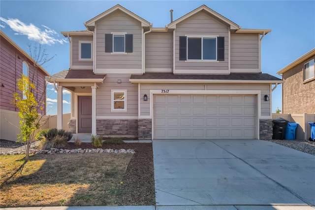 7517 Benecia Drive, Fountain, CO 80817 (#7914897) :: Simental Homes   The Cutting Edge, Realtors
