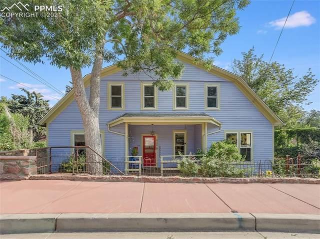 808 Prospect Place, Manitou Springs, CO 80829 (#7936817) :: Symbio Denver