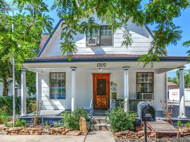 1707 W Vermijo Avenue, Colorado Springs, CO 80904 (#7938165) :: Jason Daniels & Associates at RE/MAX Millennium