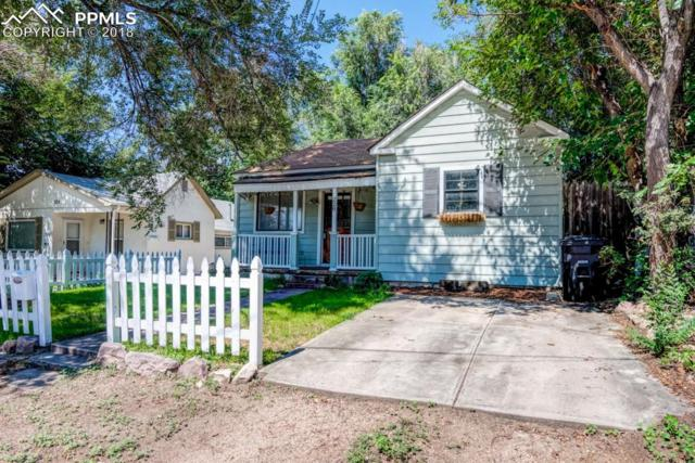 228 E Mill Street, Colorado Springs, CO 80903 (#7942710) :: Fisk Team, RE/MAX Properties, Inc.