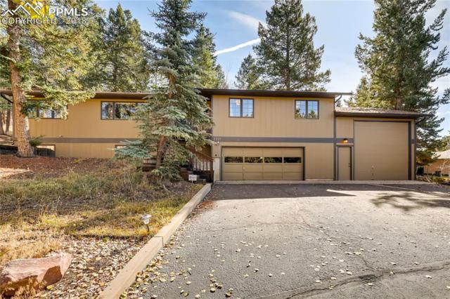1111 Pine Ridge Road, Woodland Park, CO 80863 (#7945645) :: Fisk Team, RE/MAX Properties, Inc.