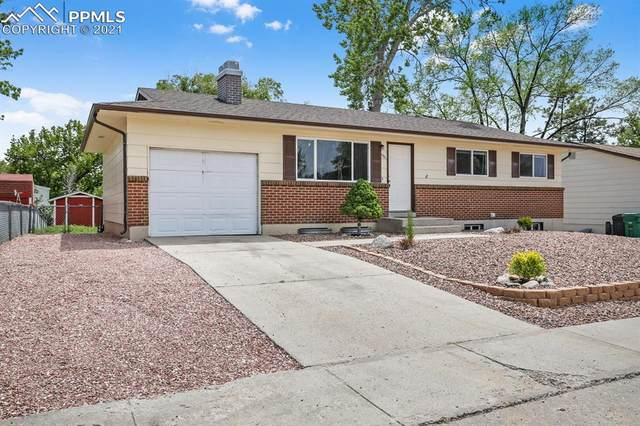 4931 Waddell Avenue, Colorado Springs, CO 80915 (#7950703) :: Tommy Daly Home Team