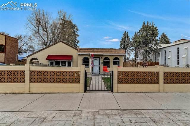 1718 E Pikes Peak Avenue, Colorado Springs, CO 80909 (#7977728) :: The Artisan Group at Keller Williams Premier Realty