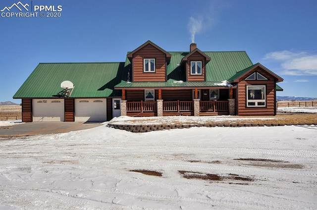29 Howe Road, Westcliffe, CO 81252 (#7987352) :: 8z Real Estate
