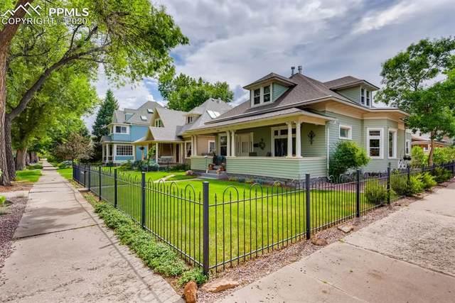 1230 N Tejon Street, Colorado Springs, CO 80903 (#7993909) :: 8z Real Estate