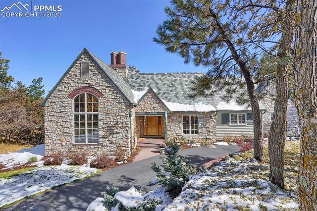 1555 Cutler Point, Colorado Springs, CO 80906 (#7996198) :: The Treasure Davis Team