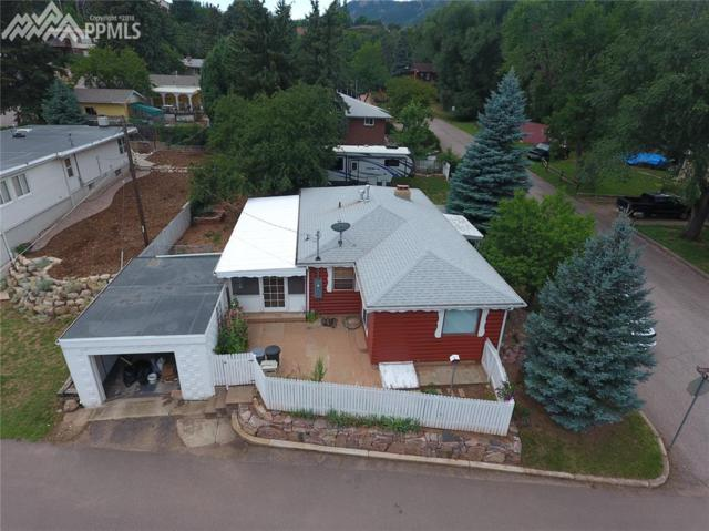 3 Deneta Drive, Manitou Springs, CO 80829 (#7997107) :: Action Team Realty