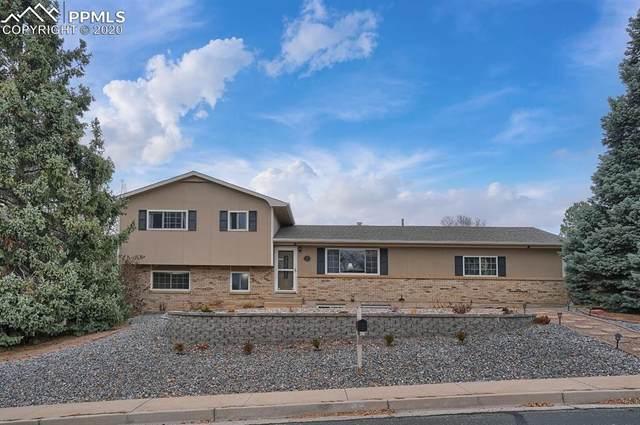 4990 Wagon Master Drive, Colorado Springs, CO 80917 (#7998421) :: The Kibler Group