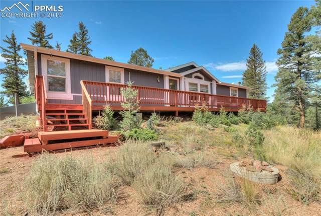 271 Fossil Creek Road, Florissant, CO 80816 (#7998456) :: The Kibler Group