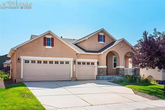 713 Airman Lane, Colorado Springs, CO 80921 (#8003449) :: 8z Real Estate