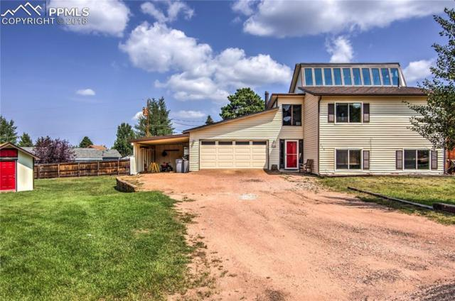 110 Chulita Senda Street, Woodland Park, CO 80863 (#8008775) :: Colorado Home Finder Realty