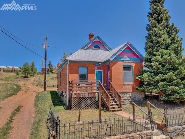 511 E Golden Avenue, Cripple Creek, CO 80813 (#8014463) :: Harling Real Estate