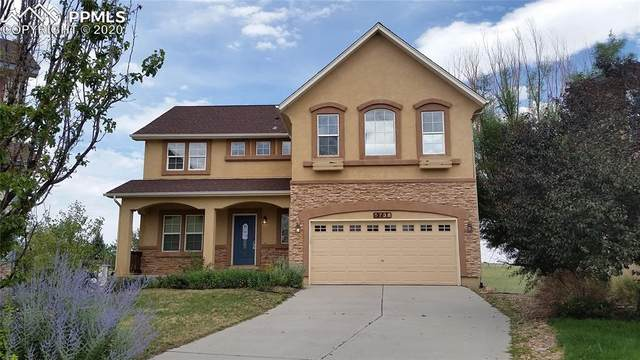 5738 Cross Creek Drive, Colorado Springs, CO 80924 (#8014923) :: Tommy Daly Home Team
