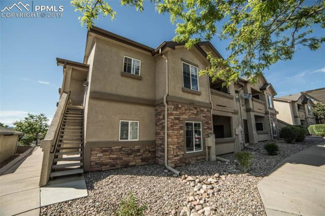 6984 Ash Creek Heights #101, Colorado Springs, CO 80922 (#8016763) :: The Daniels Team