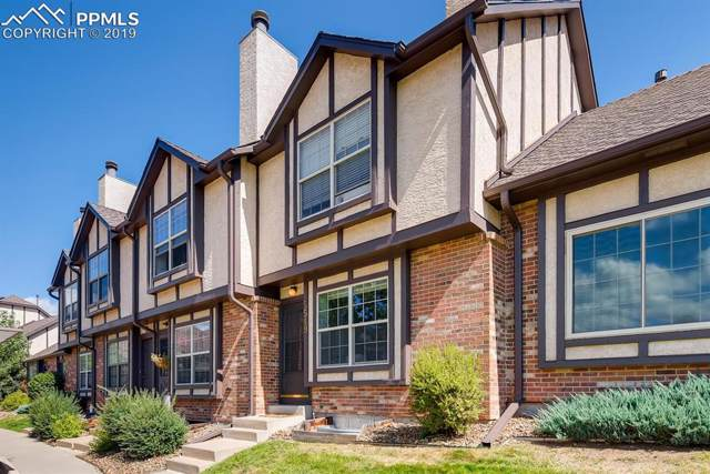 5549 Tamworth Drive, Colorado Springs, CO 80919 (#8017583) :: The Dixon Group