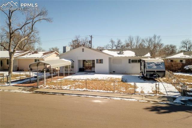 85 Rose Drive, Colorado Springs, CO 80911 (#8017674) :: The Hunstiger Team