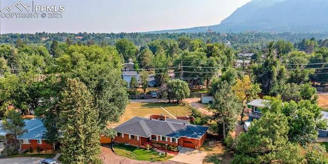 1213 La Veta Way, Colorado Springs, CO 80905 (#8017700) :: Tommy Daly Home Team