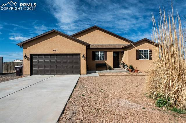 637 N Limon Drive, Pueblo West, CO 81007 (#8022836) :: The Artisan Group at Keller Williams Premier Realty