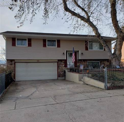 306 Montclair Street, Colorado Springs, CO 80910 (#8030503) :: Fisk Team, RE/MAX Properties, Inc.