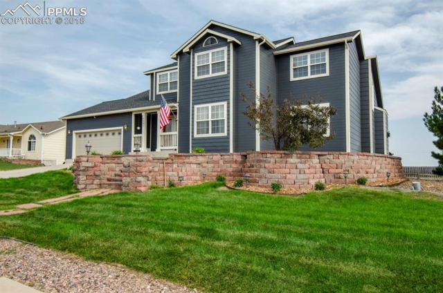 7981 Fort Smith Road, Peyton, CO 80831 (#8040540) :: The Kibler Group