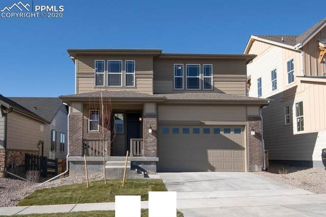 1668 Stable View Drive, Castle Pines, CO 80108 (#8079018) :: 8z Real Estate