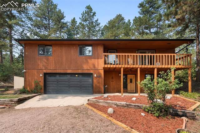757 Hilltop Road, Palmer Lake, CO 80133 (#8089136) :: Tommy Daly Home Team