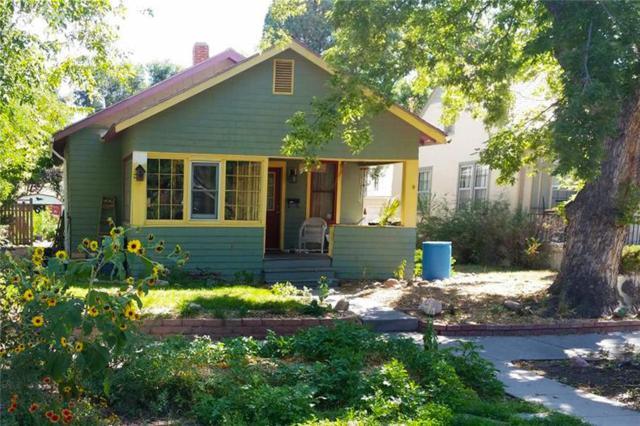 711 N Cedar Street, Colorado Springs, CO 80903 (#8109712) :: 8z Real Estate
