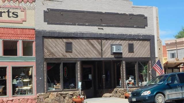 605 Main Street, Walsenburg, CO 81089 (#8138212) :: Finch & Gable Real Estate Co.