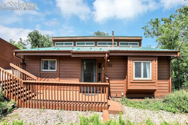 922 Midland Avenue, Manitou Springs, CO 80829 (#8146377) :: Action Team Realty