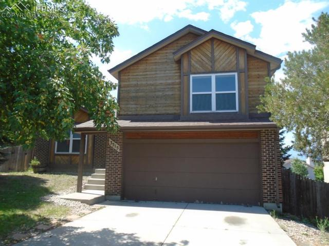 3515 Sedgewood Way, Colorado Springs, CO 80918 (#8149421) :: Jason Daniels & Associates at RE/MAX Millennium