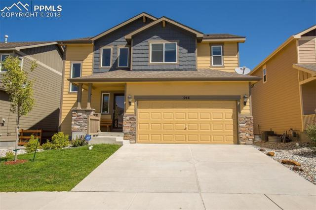 944 Deschutes Drive, Colorado Springs, CO 80921 (#8159909) :: The Kibler Group