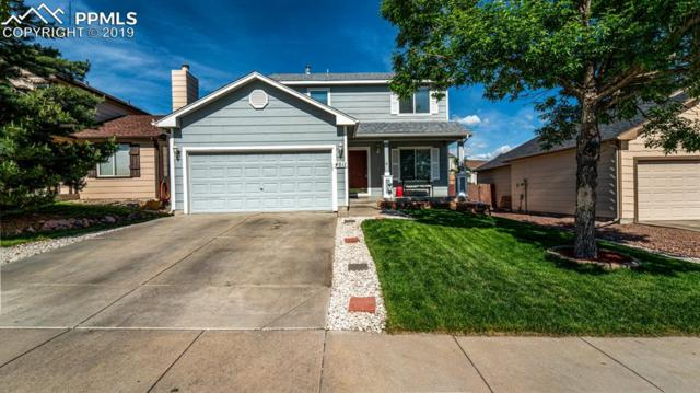 4011 Happy Jack Drive, Colorado Springs, CO 80922 (#8162990) :: The Kibler Group