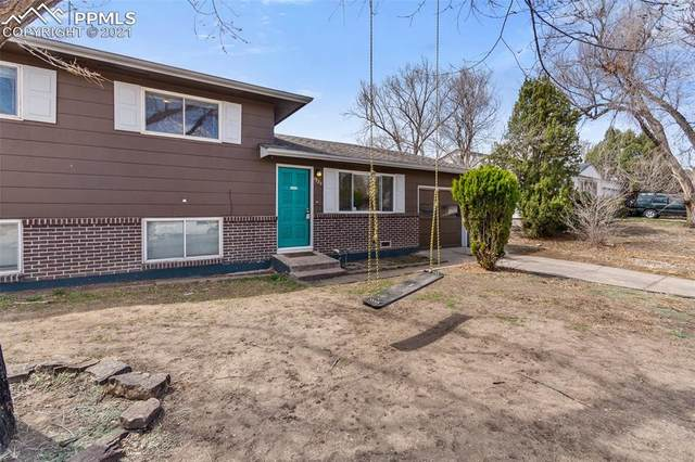 1928 Capulin Drive, Colorado Springs, CO 80910 (#8164012) :: The Gold Medal Team with RE/MAX Properties, Inc